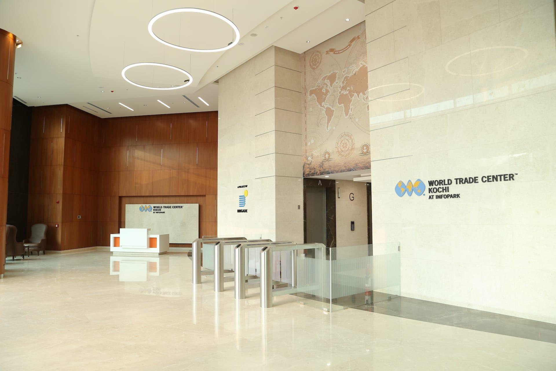 World Trade Center – Kochi