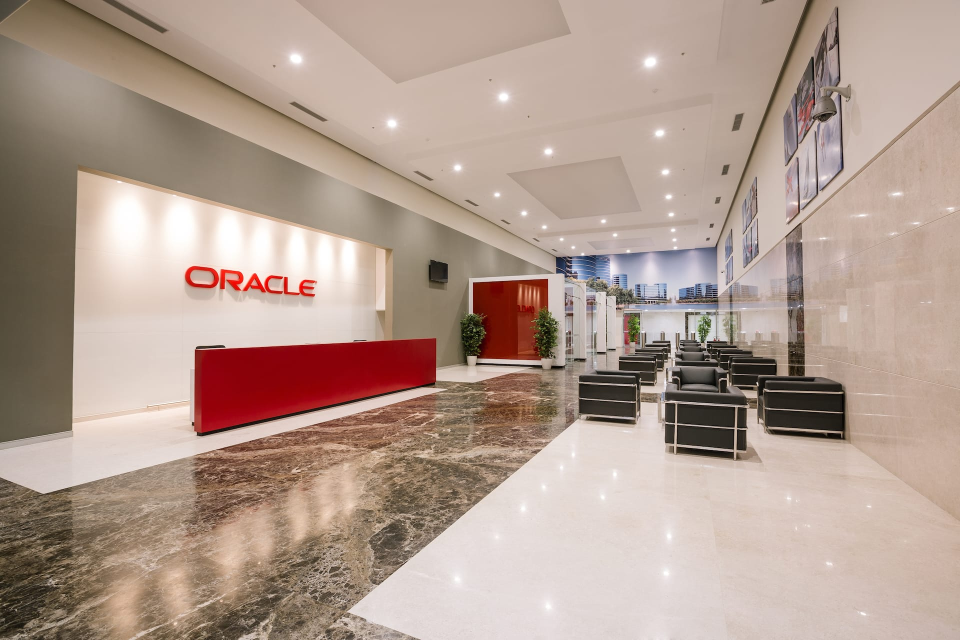 Oracle – Hyderabad